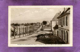 54 Chalampe Le Pont Du Rhin Et La Maison De La Douane - Other Municipalities