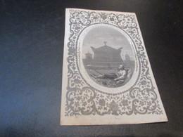 Dp, 1793 - 1858, Wichelen/Lokeren, Lostrie, Eerwaarde Heer - Images Religieuses