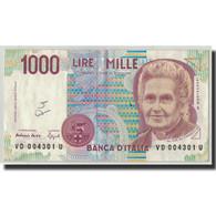 Billet, Italie, 1000 Lire, 1990, 1990-10-03, KM:114b, TTB - [ 2] 1946-… : République