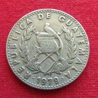 Guatemala 25 Centavos 1979 KM# 278.1 - Guatemala