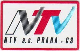 C6. NTV; CN 38806 - Czechoslovakia