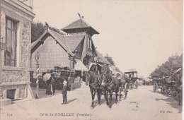Bm - Cpa Col De La Schlucht - Frontière - France