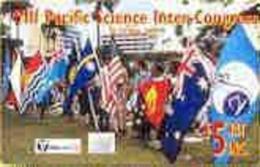 FIJI : 106 $5  SCIENSE Inter Congres USED - Fiji