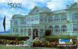 FIJI : 063 $50 SUVA Landmarks Gov.House USED - Fiji