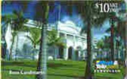 FIJI : 061 $10 SUVA Landmarks Grand Hotel USED - Fiji