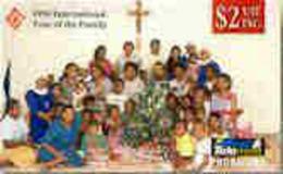 FIJI : 050 $2 1994 Int. Year Of Family MINT - Fiji