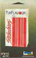 FIJI : 034 $2  FunFlavour Strawberry USED - Fiji