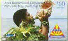 FIJI : 031 $10 APEX Int. Conv. 27-30/5/94 MINT - Fiji
