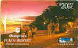 FIJI : 019 $20 Shangri-la's FIJIAN RESORT USED - Fiji