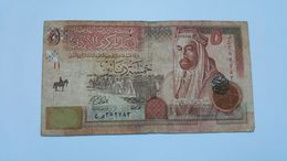 GIORDANIA 5 DINARS 2008 - Jordan
