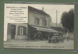 CARTE POSTALE  HOTELLERIE DE LA ROSERAIE ECOUEN VAL D OISE 95 - Ecouen
