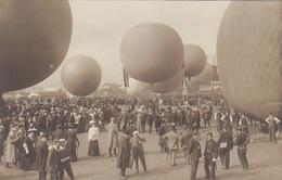 Gordon-Bennett-Wettfliegen - Zürich 1909 - Fotokarte N.11     (P-112-61107) - Montgolfières