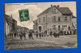Avricourt . Meurthe Et Moselle. Carte Postale Ancienne . 2 Plis - France