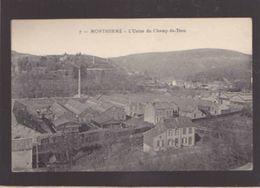 Ardennes - Monthermé - L'usine Du Champ Du Trou - Montherme