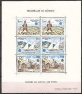 Monaco 1979 Yvertn° Bloc 17 *** MNH Cote 30 Euro - Blocs