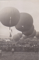 Gordon-Bennett-Wettfliegen - Zürich 1909 - Start - Offiz.Fotokarte      (P-112-61107) - Montgolfières