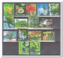 Antigua & Barbuda 2007, Postfris MNH, Flowers, Trees - Antigua En Barbuda (1981-...)