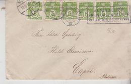 Danmark 1935 Per Capri Napoli - 1913-47 (Christian X)
