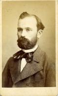 POLAND UkRAINE 1870. Cca. Vintage Visit Portre Photo LWOW         ## - Other