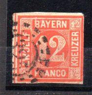 Sello Nº 7 Bayern - Bavaria