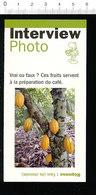 2 Scans Sport Saut En Longueur Féminin Athlétisme / Cacaoyer Bosses De Cacao Chocolat  IM215/4 - Unclassified