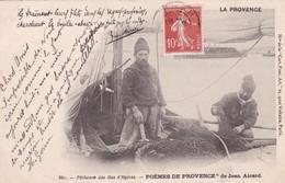 83 / PECHEURS DES ILES D HYERES / POEMES DE JEAN AICARD 881 - Hyeres