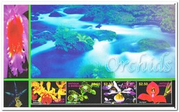 Antigua & Barbuda 2003, Postfris MNH, Flowers, Orchids - Antigua En Barbuda (1981-...)