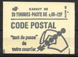 France 1974  Carnet N° C 1815-C1 Marianne De Bequet (seulement 18 Timbres) - Carnets