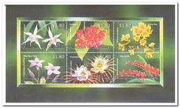Antigua & Barbuda 2002, Postfris MNH, Flowers, Orchids - Antigua En Barbuda (1981-...)