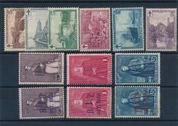BT-43: BELGIQUE: Lot Avec N°293/298*(2ème Choix à Défectueux)-302/304*-305/307* (rouille) - Belgium