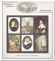 Antigua & Barbuda 2000, Postfris MNH, Paintings - Antigua En Barbuda (1981-...)