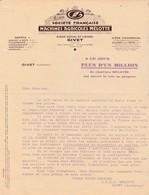 Courrier Publicitaire / Machines Agricoles MELOTTE / Un Million De Charrues ! / 08 GIVET Ardennes - Other
