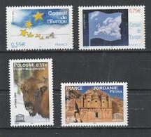 France Service N° 130 à 133** Année 2005 - Dienstpost