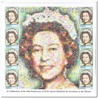 Antigua & Barbuda 2001, Postfris MNH, Queen Elizabeth - Antigua En Barbuda (1981-...)
