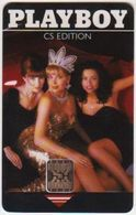 C18. Playboy II.; Chip SC5; CN 43810 - Czechoslovakia