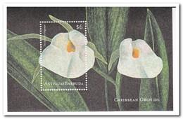 Antigua & Barbuda 2001, Postfris MNH, Flowers - Antigua En Barbuda (1981-...)