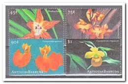 Antigua & Barbuda 2001, Postfris MNH, Flowers, Orchids - Antigua En Barbuda (1981-...)