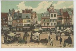 PONT AUDEMER - Place Victor Hugo - Pont Audemer