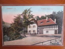 Zinsweiler  , Forsthaus Ziegelberg , Zinswiller , Maison Forestiere - France
