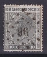 N° 17 LP 96  DINANT - 1865-1866 Linksprofil