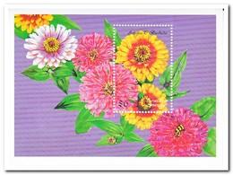 Antigua & Barbuda 1999, Postfris MNH, Flowers - Antigua En Barbuda (1981-...)
