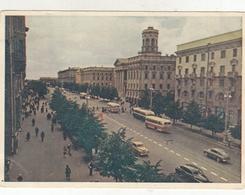 BELARUS. MINSK. PROSPECT OF THE STALIN. - Belarus