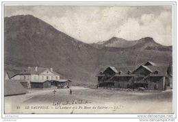 Le Lautaret Et Le Pic Blanc Du Galibier Cpa Bon état - France