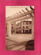 88 Vosges, Bains Les Bains, Hôtel Des Sources, (Virot) - Bains Les Bains
