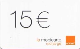 TELECARTE RECHARGE MOBICARTE 06 / 03 - France