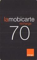 TELECARTE MOBICARTE RECHARGE 70     06 / 03 - France