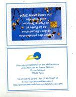 Calendrier 2004 Union Philateliste - Petit Format : 2001-...