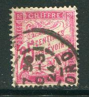 FRANCE- Taxe Y&T N°32- Oblitéré- - 1859-1955 Used