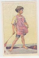 Bundesfeierkarte 1927 - Gestempelt 1. August    (P-112-61107) - Illustrators & Photographers