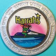 $1 Casino Token. Harrahs, Laughlin, NV. J48. - Casino